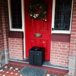 Parcel Delivery Box home